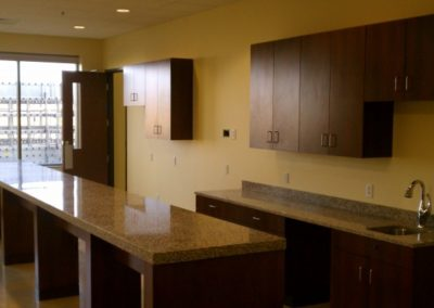 Break Room Stone Countertops