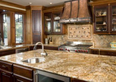 Kitchen Island & Countertops
