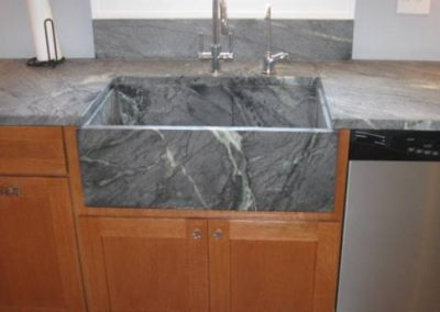 Granite Soapstone Farm Sink