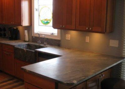 Granite Soapstone Kitchen