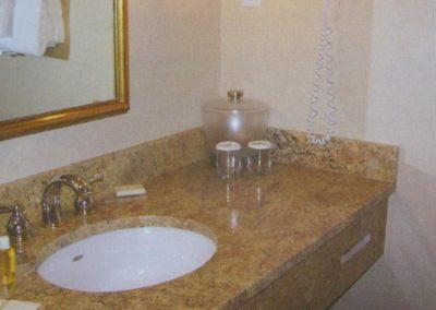 Stone Bathroom Vanity