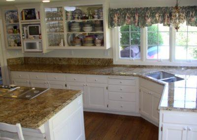 Smith Kitchen Island & Countertops
